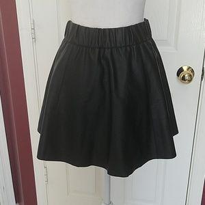 Club Monaco Skirts - Club Monaco leather look Size 4